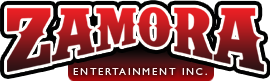 Zamora Entertainment Logo