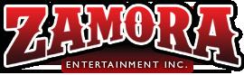 Zamora Entertainment Logo